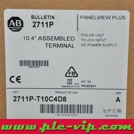 Allen Bradley PanelView 2711P-T10C4D8 / 2711PT10C4D8