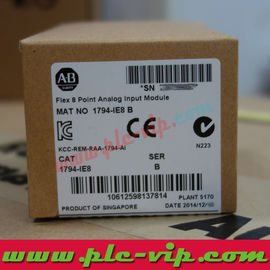 China Allen Bradley PLC 1794-IE8 / 1794IE8 supplier