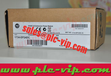China Allen Bradley PLC 1734-EP24DC / 1734EP24DC supplier