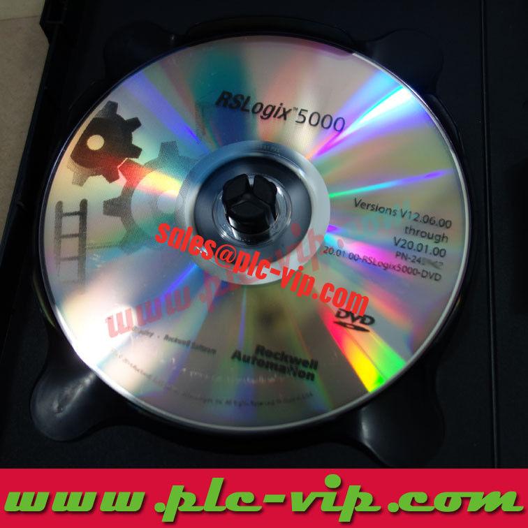 Allen Bradley Software 9324-RL5700NXENE / 9324RL5700NXENE