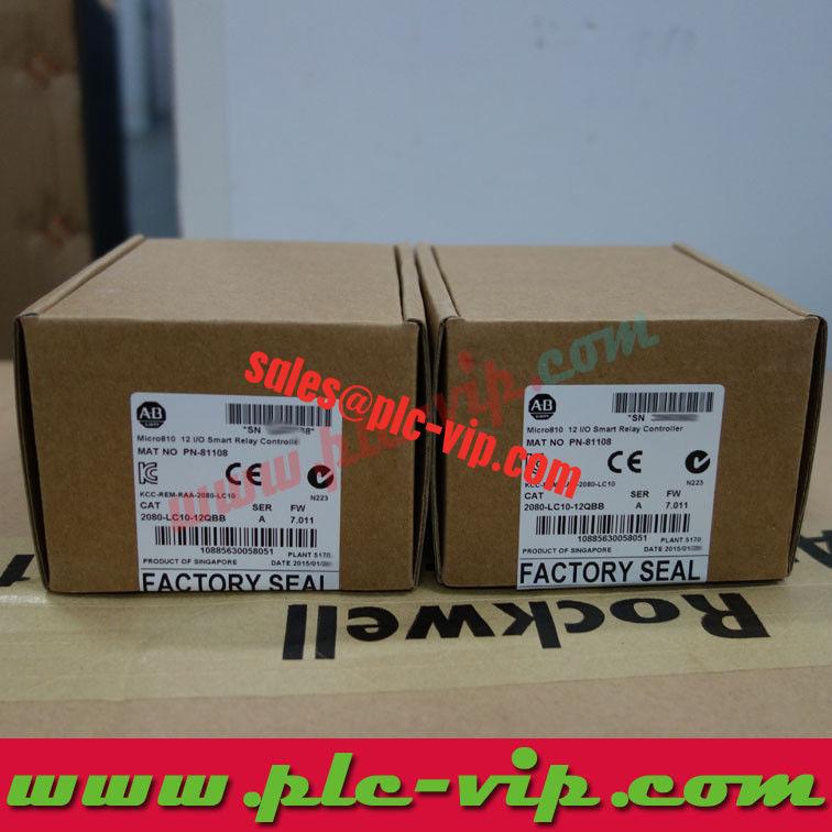Allen Bradley Micro830 2080-LC30-10QVB / 2080LC3010QVB