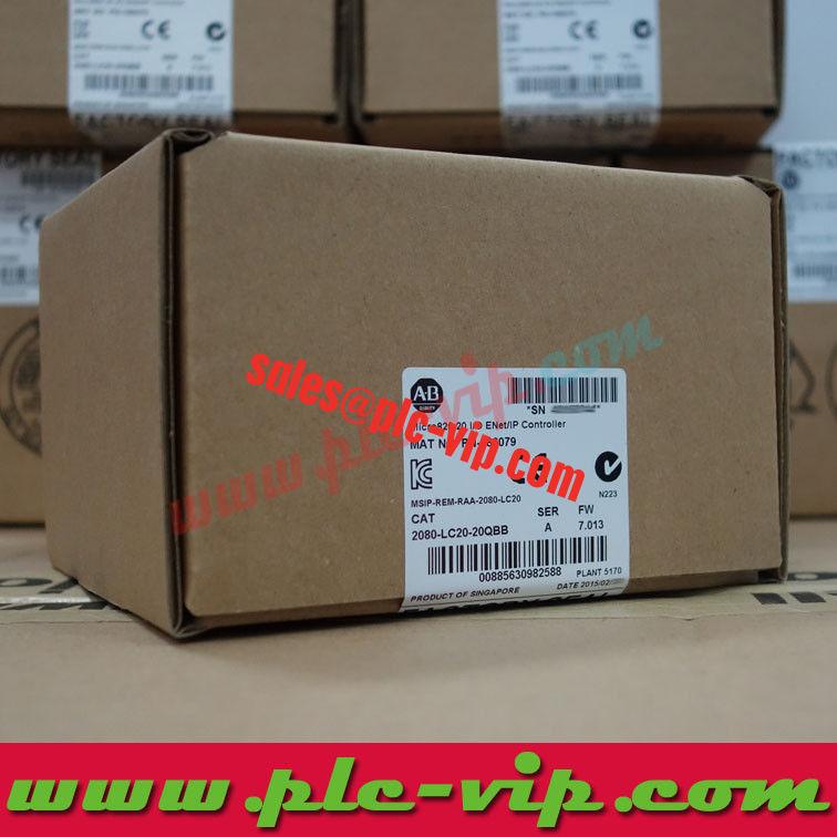 Allen Bradley Micro820 2080-LC20-20QWBR / 2080LC2020QWBR